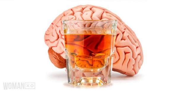 Вред алкооголя